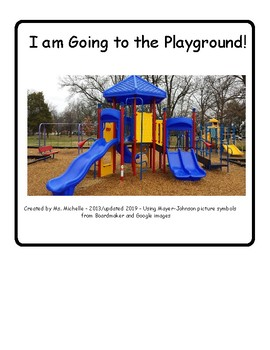 Playground with Mommy