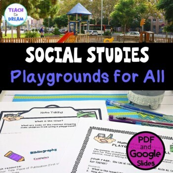 Middle School Civics and Citizenship:Playgrounds for All, Research Project, IB