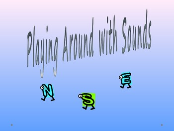 Playing Around with Sounds- A Phonemic Awareness game