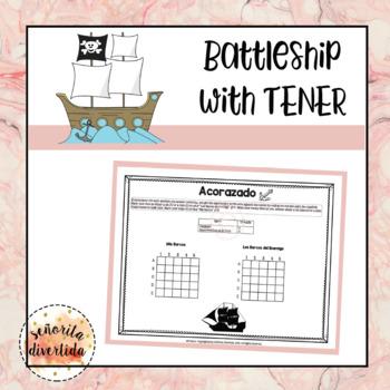Playing Battleship with Tener