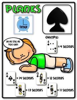 Playing Card Calisthenics (Volume 1)