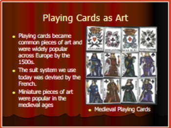 Playing Card Painting Project