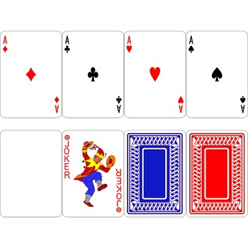 Playing Cards Clipart
