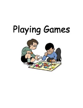 Playing Games Social Story