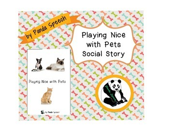 Playing Nice with Pets Social Rules Story