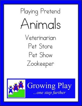 Playing Pretend - Animals