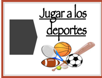 Playing Sports (Jugar y Los Deportes)