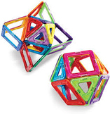 Playing With Magnetic Blocks