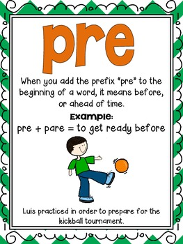 Playing With Prefixes