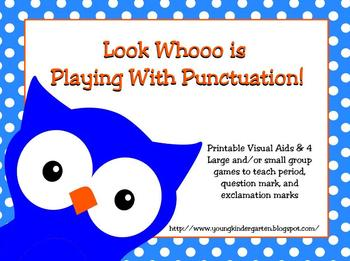 Playing With Punctuation