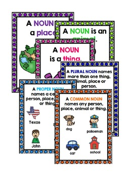 Playing With The Nouns