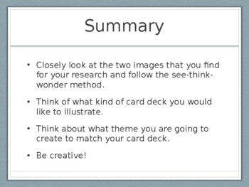 Playing With a Full Deck PowerPoint Presentation