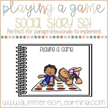 Playing a Game Social Set