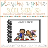 Playing a Game: Social Skills Training Set