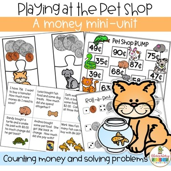 Money Unit -~ Playing at the Pet Shop