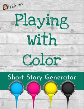Playing with Color (Short Story Idea Generator)