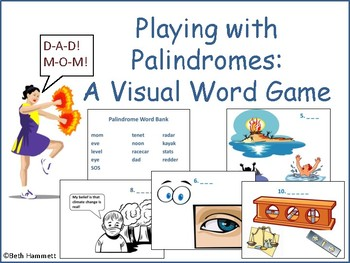 palindrome words list in english pdf