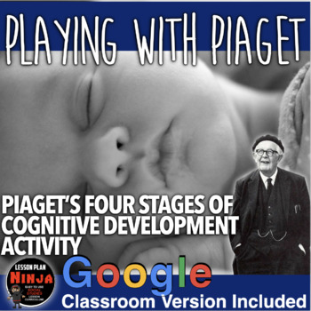 Playing with Piaget Activity - Piaget's Four Stages of Cog