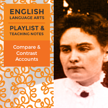 Compare & Contrast Accounts - Playlist and Teaching Notes