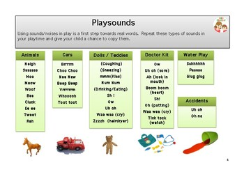 Playsounds - Teach baby to talk