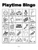 Playtime TOY Make & Take BINGO, Speech Therapy, Autism