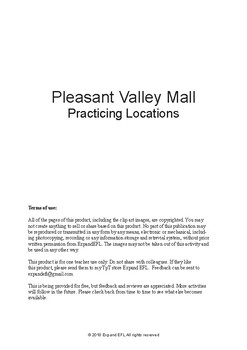 Pleasant Valley Mall Practicing Locations