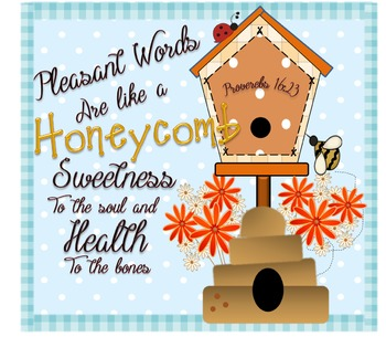 Pleasant Words Birdhouse