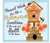 Pleasant Words Birdhouse
