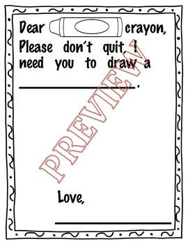 Please Don't Quit, A Letter to Colors!