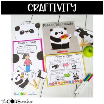 Please Mr. Panda Lesson Plans and Activities