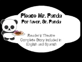 Please, Mr. Panda Reader's Theatre in English and Spanish