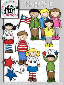 Pledge Kids ~Dots of Fun Designs~