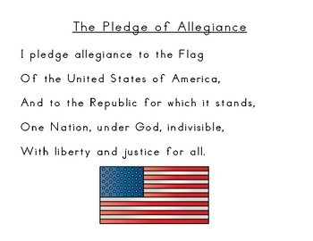 Pledge of Allegiance (And What it Means!)
