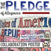 Pledge of Allegiance Collaborative Poster