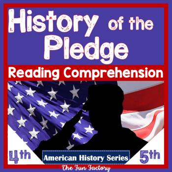 Pledge of Allegiance, History of, 3rd, 4th, 5th Grades