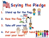 Pledge of Allegiance: How to Poster