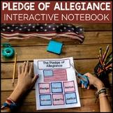 Pledge of Allegiance Interactive Notebook