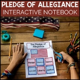 Pledge of Allegiance Interactive Notebook Social Studies