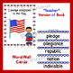 Pledge of Allegiance, K-2, Student Reader, Reading Activities