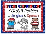 Pledge of Allegiance/ Pledge of Allegiance to Texas Flag -