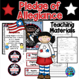 Pledge of Allegiance Poster/Worksheet Pack