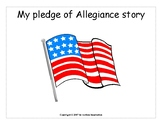 Pledge of Allegiance Social Story