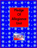 Pledge of Allegiance Unit : Spelling & Vocabulary