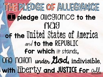 Pledge of Allegiance: What does it actually mean?