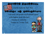 Pledge of Allegiance Word Puzzle