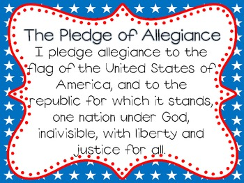photograph regarding Pledge of Allegiance Printable named Pledge of Allegiance and Oklahoma Flag Salute