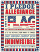 Pledge of Allegiance and Texas Pledge Posters