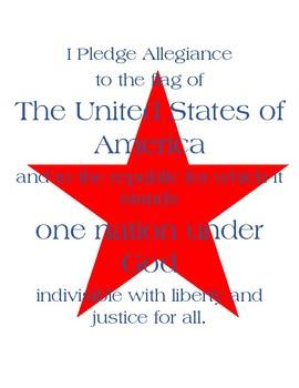 Pledge of Alligiance