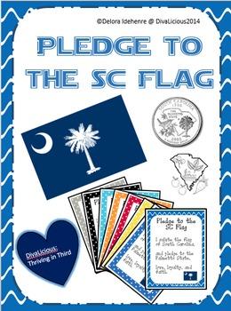 Pledge to the South Carolina Flag