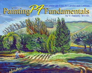 Plein Air Art Lesson (PDF + Video Link)